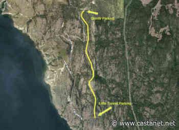 KVR Trail improvements continue above Naramata - Penticton News - Castanet.net