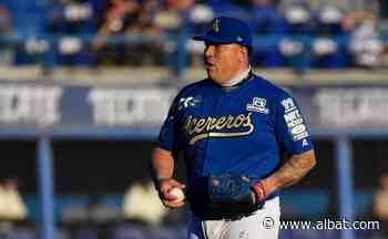 Ex-MLB Bartolo Colon lanza juego completo en Liga Mexicana a sus casi 50 años - Al Bat