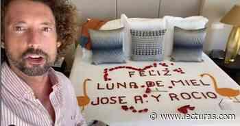 José Antonio León y Rocío Madrid siguen con su paradisíaca luna de miel en México - Lecturas