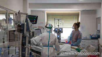 Madrid registra un aumento de los contagios de covid mientras baja la presión hospitalaria - Vozpópuli