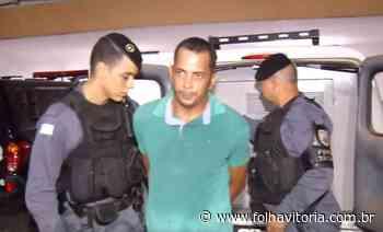 Suspeito de matar esposa com machadinha em Cariacica é detido no Rio de Janeiro - Folha Vitória