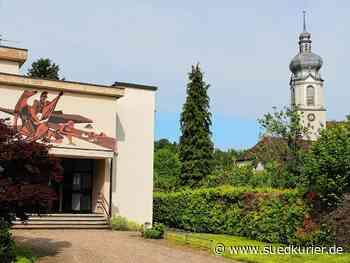 Wehr: Gleich zwei besondere Jubiläen für die Sankt-Martins-Kiche in Wehr - SÜDKURIER Online