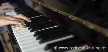 Klavierklang zum Ende der Saison - Wehr - Badische Zeitung
