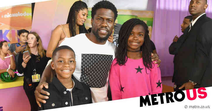 Kevin Hart reveals daughter Heaven, 16, struggled to forgive him after cheating scandal: 'She was tough on me'