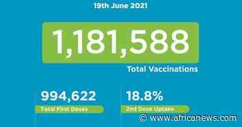 Coronavirus - Kenya: COVID-19 Vaccination (19 June 2021) - Africanews English
