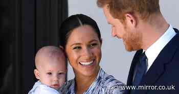 Meghan Markle and Prince Harry's love story underpinned her 'book for Archie'