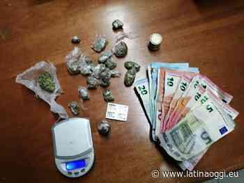 Sorpreso con marijuana, hashish e farmaci: minorenne denunciato - latinaoggi.eu