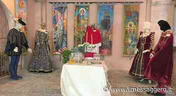 Priverno, Palio del tributo rinviato al 2022, allestita una mostra con antichi costumi e drappi - ilmessaggero.it