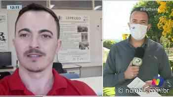 Abelardo Luz: professor da UFFS é encontrado morto, suspeita é de latrocínio - ND Mais