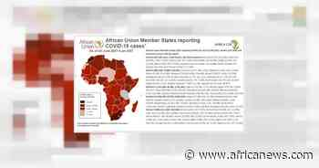 Coronavirus: African Union Member States reporting COVID-19 cases as of 20 June 2021, 6 pm EAT - Africanews English