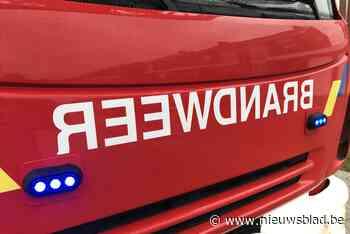 Brusselse brandweer moet dronken man uit het kanaal halen