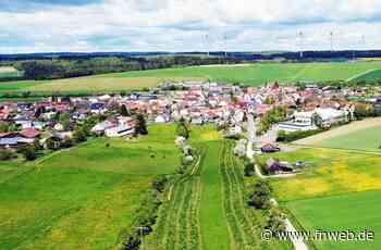 Unterwegs in der Gemeinde Ahorn: Attraktiv, rege und naturverbunden - Tauberbischofsheim - Nachrichten und Informationen - Fränkische Nachrichten