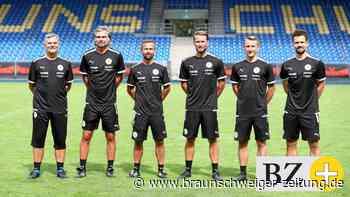 Michael Schiele legt bei Eintracht Braunschweig los