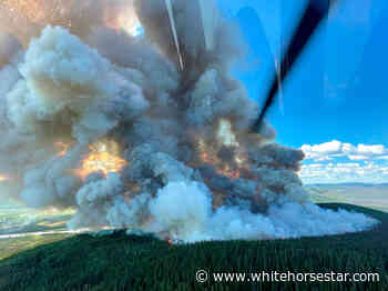 Whitehorse Daily Star: Several fires extinguished - Whitehorse Star