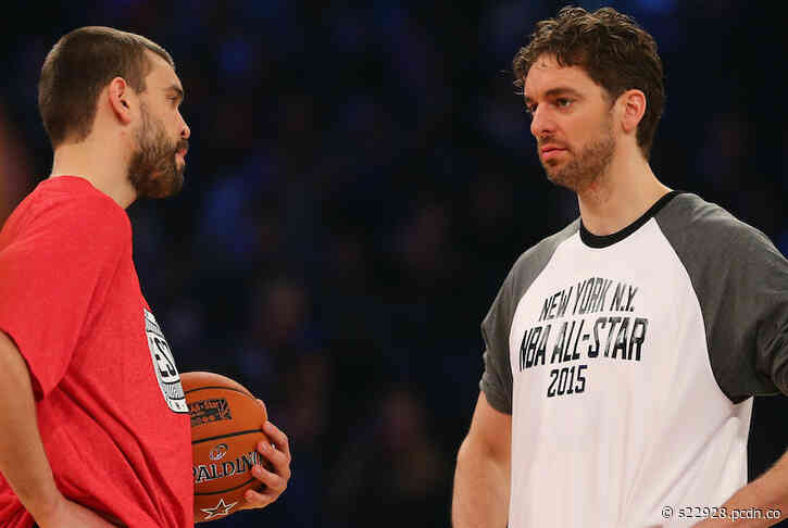 Lakers News: Marc Gasol & Pau Gasol To Play For Spain At Tokyo Olympics