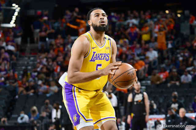 Lakers Video: Talen Horton-Tucker Beginning Intense Offseason Workouts