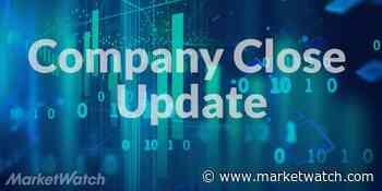 General Motors Co. stock falls Friday, underperforms market - MarketWatch