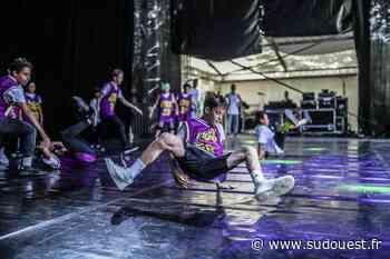 Pau : le Théâtre de verdure résonne sous les pas des danseurs - Sud Ouest