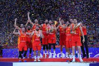 L'Espagne avec Pau Gasol pour préparer les Jeux Olympiques de Tokyo - L'Équipe.fr