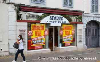 Pau : la maison du cuir Sparbé, place de la Libération, va cesser son activité - La République des Pyrénées