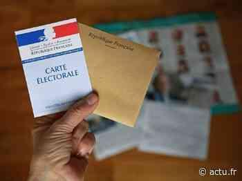 Départementales 2021. Découvrez les résultats du premier tour à Montgeron - actu.fr