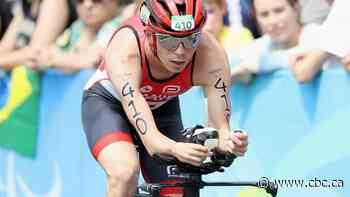 Calgary's Stefan Daniel wins para-triathlon gold for Canada in 1st race in 2 years