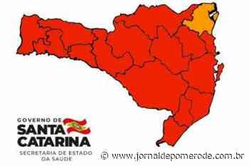Pomerode e região seguem em nível gravíssimo da classificação de risco - Jornal de Pomerode