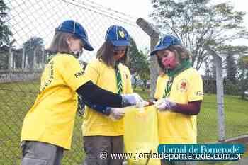 Semeando a preservação do meio ambiente - Jornal de Pomerode