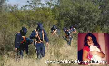 Continúa la búsqueda de Guadalupe: realizan rastrillajes e inspecciones en la zona sur - El Diario de la República