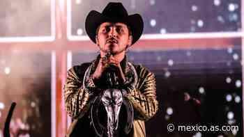 Christian Nodal dará concierto en el Valle de Guadalupe - AS Mexico