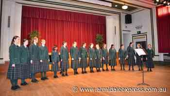37th Armidale Eisteddfod Gala Concert photos and video - Armidale Express