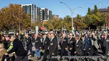 Victorian RSL boss under investigation - Armidale Express