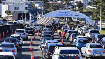 New Sydney alerts as border rules imposed - Armidale Express