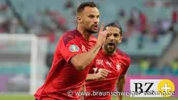 3:1! Schweiz schlägt schwache Türkei - Weiterkommen möglich