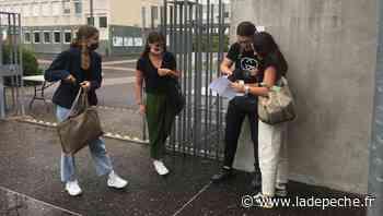 Les élèves de terminale d'Auch réagissent avec philosophie… - ladepeche.fr