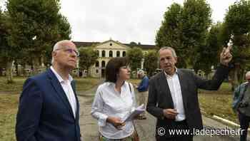 """Auch. Carole Delga dans le Gers : """"Fière que la Région installe l'IFSI au quartier Espagne"""" - LaDepeche.fr"""