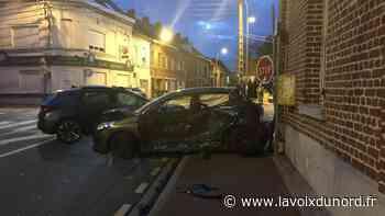 Halluin : deux blessés légers dans un accident de la circulation, ce vendredi soir - La Voix du Nord