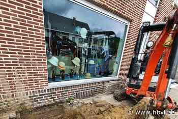 Veel schade door waterlek bij Ine Hoeden en Accessoires - Het Belang van Limburg