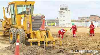 Comprometen S/ 2.400 millones para proyectos de transporte e internet en Lambayeque - LaRepública.pe