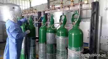 Lambayeque: municipio firma adquisición de planta de oxígeno para Jayanca - LaRepública.pe