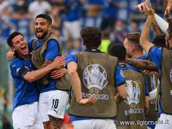Italia sugli scudi: 1-0 al Galles e primo posto