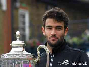 Berrettini trionfa al Queen's: è il primo italiano a vincere sull'erba londinese
