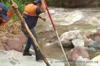 Buscan por el río Grita a adolescente desaparecido en Seboruco - La Prensa de Lara