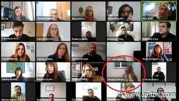 ¿A quién le grita? El rapto de furia de la kirchnerista Victoria Tolosa Paz - MDZ Online