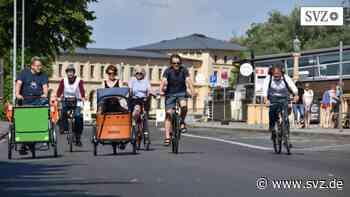 Schwerin: Radeln, ganz ohne störende Autos   svz.de - svz – Schweriner Volkszeitung
