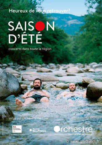 Mon été, ma région Parc Honoré de Balzac mercredi 1 septembre 2021 - Unidivers