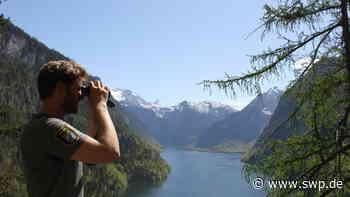 Natur-Pools in Berchtesgaden: Überfüllung im Nationalpark - SWP