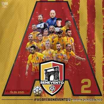 Benevento5 promosso in serie A. Gli auguri dell'amministrazione comunale - TV Sette Benevento