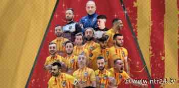 Futsal: festa al Palatedeschi, Benevento 5 promosso in A2! - NTR24