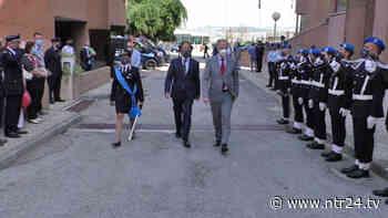 Benevento, il carcere riapre dopo il covid per i 204 anni della Polizia Penitenziaria - NTR24